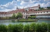 プラハ城 — ストック写真