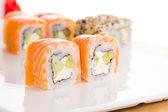 Sushi — Stock fotografie