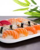 Japan cuisine. Sushi. — Stock Photo