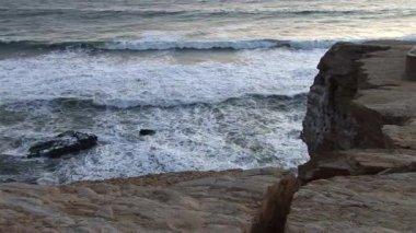 Paracas National Park Reserve — Stock Video