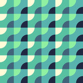 Ретро геометрический образец — Cтоковый вектор