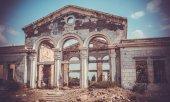 Abandoned — Stockfoto
