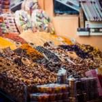 Istanbul Spice market — Stock Photo #62527885