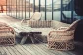 Terrace — Stock Photo