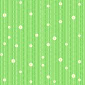 Seamless pattern with camomile — Stock Vector