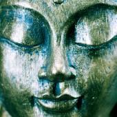Buddha hautnah — Stockfoto