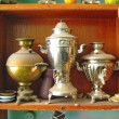 Antique samovar — Stock Photo #59681799