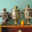 Antique samovar — Stock Photo #59681803