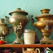 Antique samovar — Stock Photo #59681935