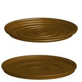 Image ceramics. — Stock Vector
