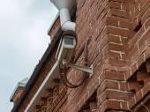 Image of security camera — Stok fotoğraf