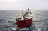 The tanker — Stock Photo