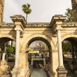 Hadrians Gate in old city of Antalya — Stock Photo #61439853