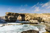 Azure Window, Gozo, Maltese Islands — Stockfoto
