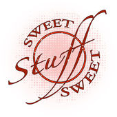 Sweet stuff — Stock Vector