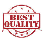 Best quality — Stock vektor