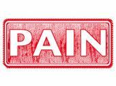 Pain — Stock Vector