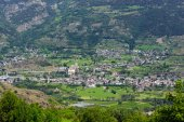 Saint Pierre - Aosta Valley — Stockfoto