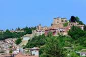 Country of Castellinaldo — Stock Photo