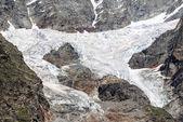 Glacier of Jumeaux — Foto de Stock