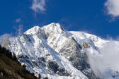 High mountain — Stock Photo
