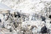 The Matterhorn Glacier — Stock Photo