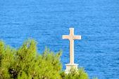 Commemorative Cross — Stock Photo