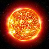 太陽の惑星 — ストック写真