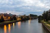 бамберг мост — Стоковое фото