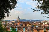 Rome Panorama — Stock Photo