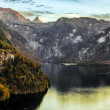 Постер, плакат: View on the sea of Kings in Berchtesgaden
