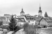 Prichsenstadt City — Stock Photo