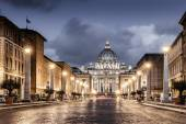 St Peter Rome — Stock Photo