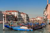 Venedig-Innenstadt — Stockfoto
