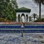 Moroccan pavillion — Stock Photo #53103805