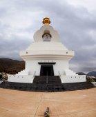 Benalmadena estupa — Stock Photo