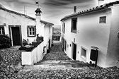 Streets of Marvao, Alentejo, Portugal — Stock Photo
