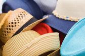 Lots of hats — Foto Stock