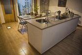Otevřené kuchyně — Stock fotografie