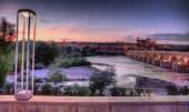 Panoramic HDR, Cordoba, Spain — ストック写真