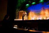 Intérpretes de la ópera — Foto de Stock