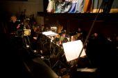 Opera orchestra — Stock Photo