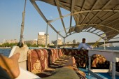 Felucca deck — Photo