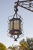 Lanterne de style andalou — Photo