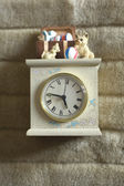 Old children alarm clock  — Stock Photo