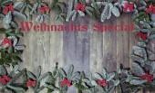 特殊的木材背景 weihnachts — 图库照片