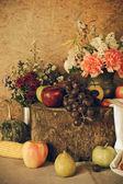 Still life with Fruits. — Foto de Stock