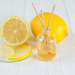 Fragrance Lemon sticks or Scent diffuser — Stock Photo #63831329
