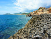 Vietnamese beach, Vietnam ecotourism — Photo