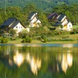 Eco holiday resort,  Dalat village — Stock Photo #59135785